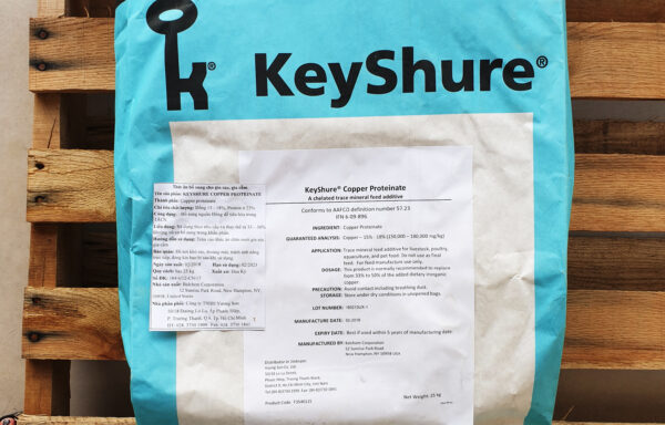KeyShure® Copper Proteinate